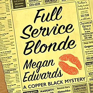 Full Service Blonde audiobook cover art