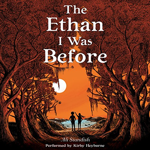 The Ethan I Was Before audiobook cover art
