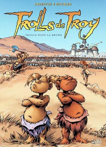 Trolls de Troy T06 : Trolls dans la brume