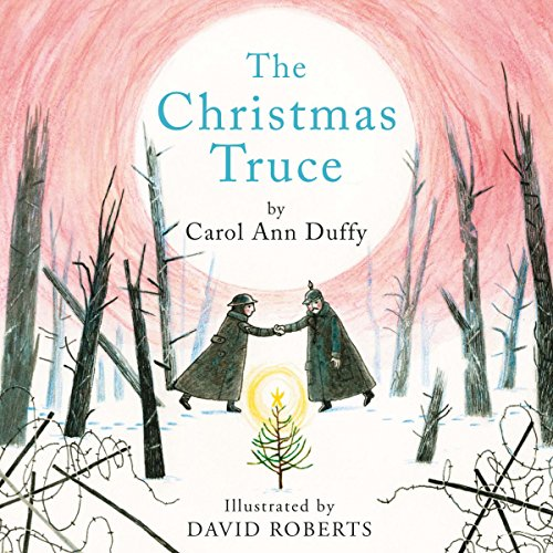 The Christmas Truce audiobook cover art