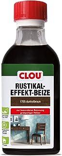 Clou Rustikal.Beize B4 dunkelbraun 0,250 L