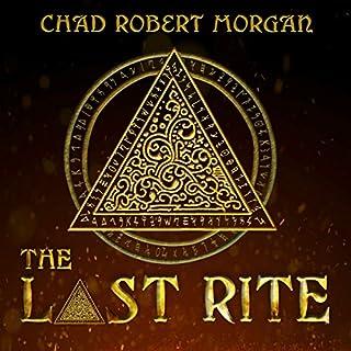 The Last Rite audiobook cover art
