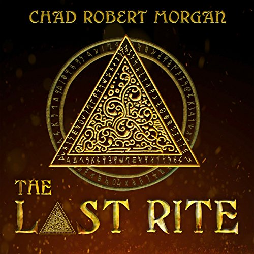 The Last Rite audiobook cover art