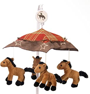 western crib mobile