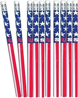 Patriotic Pencils (12 Count)