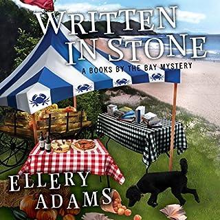Written in Stone audiobook cover art