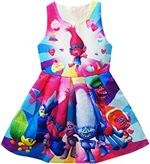 trolls party dress