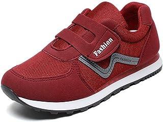 [shoesway] ランニングシューズ スニーカー スポーツ ジョギング レディース カジュアル マジックテープ 軽量 通気性 通勤 通学 運動靴 女性 靴 日常通用