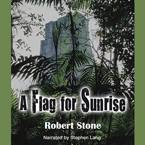 A Flag for Sunrise  Audiolibri
