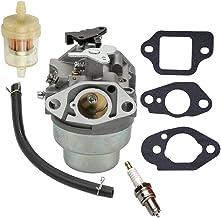 Panari GCV160 Carburetor + Fuel Filter Spark Plug for Honda GCV160A GCV160LA GCV160LE Engine HRB216 HRR216 HRS216 HRT216 HRZ216 Lawn Mower