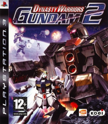 Gundam 2 Dynasty Warriors