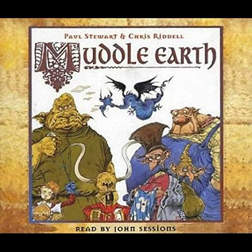 Muddle Earth cover art