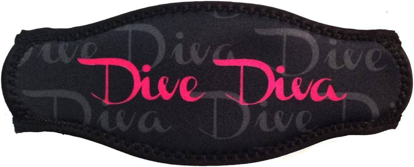 New Comfortable Neoprene Strap Genuine Wrapper Your for Diving specialty shop Scuba S