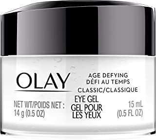 Olay Age Defying ژل کلاسیک چشم، 0.5 اونس بسته بندی ممکن است متفاوت باشد