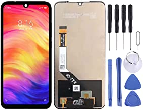 Jiangym Mobile Phone LCD Screen LCD Screen and Digitizer Full Assembly for Xiaomi Redmi Note 7 / Note 7 Pro(Black) LCD Scr...