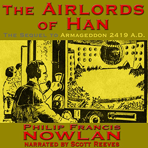 The Airlords of Han audiobook cover art