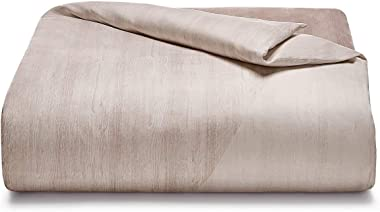 Hotel Collection Woodrose 400 Thread Count Pima Cotton King Duvet Cover Pink