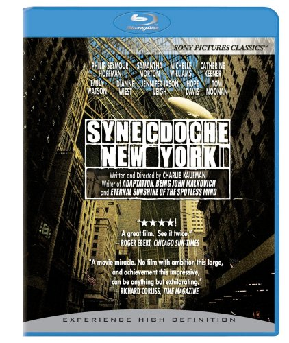 Synecdoche New York [Blu-ray]