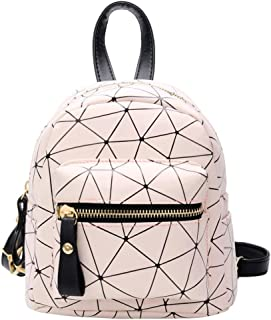 Vêtements, accessoires Femmes beauté en cuir véritable sac à dos multicolore Splice sac à bandoulière