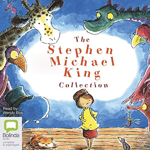 The Stephen Michael King Collection audiobook cover art