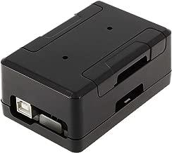 3ple Decker Case for Arduino(High,Black)