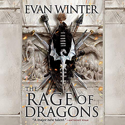 The Rage of Dragons cover art