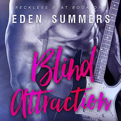 Blind Attraction audiobook cover art
