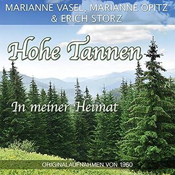 Hohe Tannen / In meiner Heimat