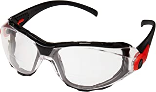 foam lined safety glasses cheaters