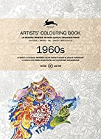 1960's: Artists' Colouring Book (Artists' Colouring Books)
