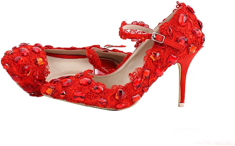 Miyoopark LL148 Women's Mary Jane Style Bridal Bridesmaid Wedding Evening Pumps shoes