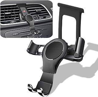 LUNQIN Kfz Handyhalterung für Audi Q3, 2012–2018, Auto Zubehör, Navigations Halterung, Innendekoration, Handyhalterung