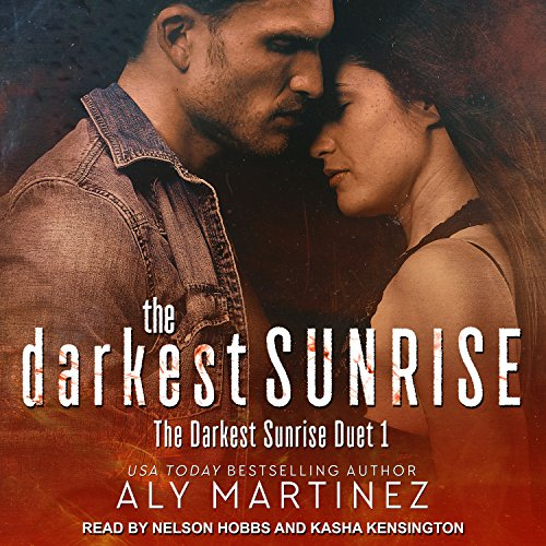 The Darkest Sunrise audiobook cover art