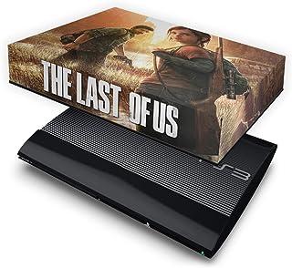 Capa Anti Poeira PS3 Super Slim - Last Of Us