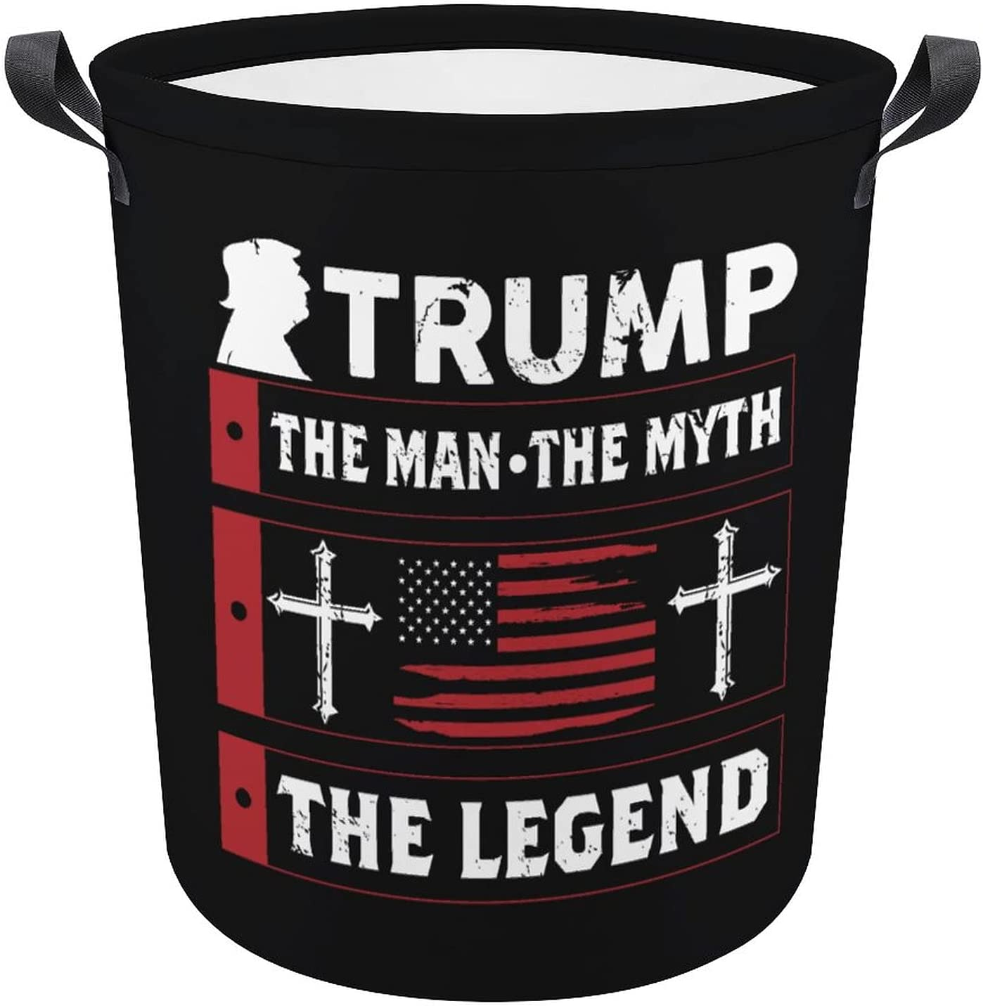 Funny Trump Supporters Quote Gift Oxford Max 78% OFF Portable Time sale Hamper Laundry
