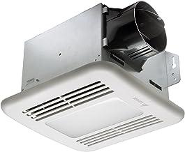 Delta BreezGreenBuilder GBR80LED 80 CFM Exhaust Bath Fan with LED Light