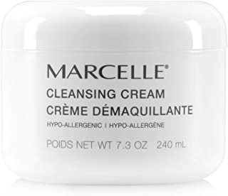 Marcelle Cleansing Cream, Hypoallergenic and Fragrance-Free, 8 fl oz