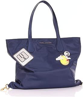 Luxury Fashion   Marc Jacobs Womens M0011240BLU Blue Tote   Season Outlet