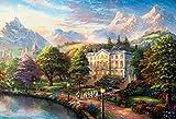 Beverly - Puzzle de Thomas Kinkade (1000 piezas, 49 x 72 cm)