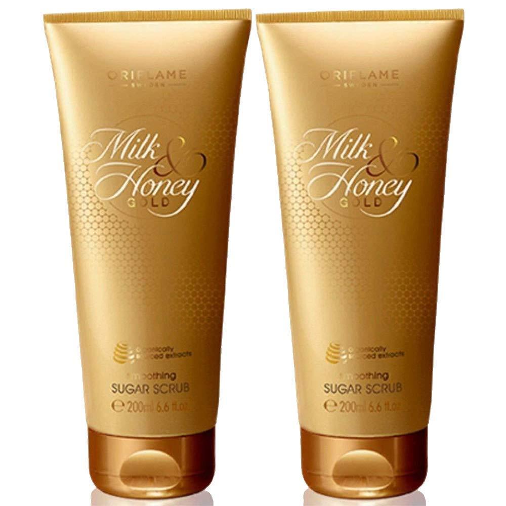 Oriflame Sweden Milk And Honey Gold Set Scrub, 20 Ml