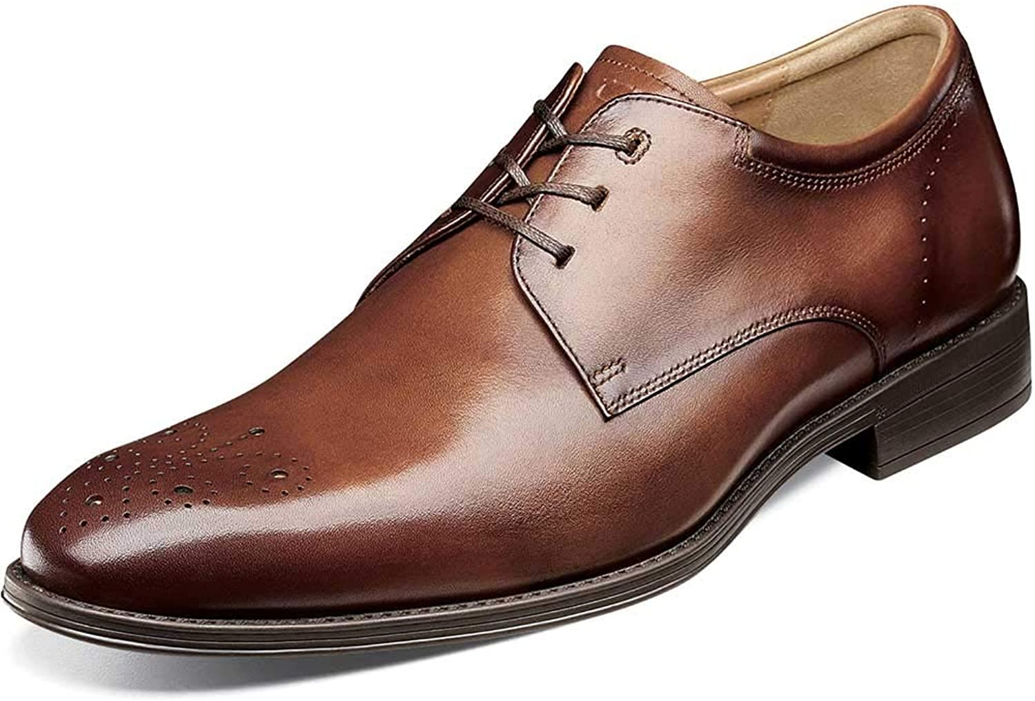Florsheim Mens Amelio Perforated Toe Oxford