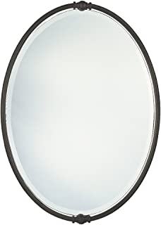 Murray Feiss MR1044ORB Boulevard Decorative Mirror, Oil Rubbed Bronze