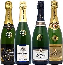 ヴェリタス すべて金賞受賞 豪華 シャンパン 4本セット ((W0EE04SE)) (750mlx4本ワインセット)