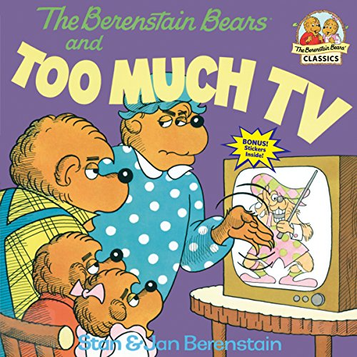 Image of The Berenstain Bears and Too Much TV