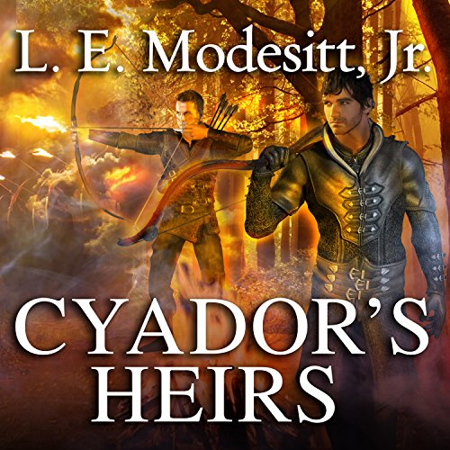 Cyador's Heirs audiobook cover art
