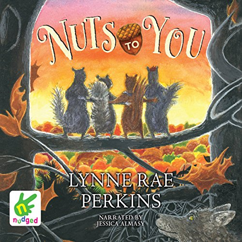 Nuts to You audiobook cover art