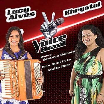 Medley: Gostoso Demais / Isso Aqui Está Muito Bom (The Voice Brasil)