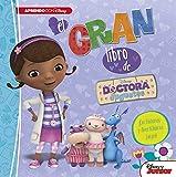 El gran libro de la Doctora Juguetes (Aprendo con Disney): ¡Con historias y divertidísimos juegos!
