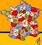 Michelin Local Map Number 321: Doubs, Jura, Besancon, Lons-le-Saunier (France) and Surrounding Area, Scale 1:175,000