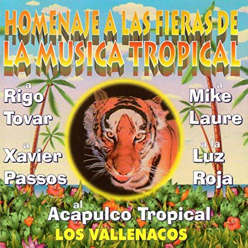 Popurrí a Acapulco Tropical: Mar Sagrado / La del Vestido Rojo /...